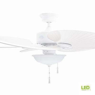 Coastal Indoor Ceiling Fans Lighting The Home Depot Ceiling Fan With Light Ceiling Fan Fan Light