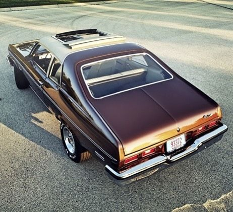 Novaresource Org On Instagram Here S A Cool 1973 Hatchback Nova With The Half Vinyl Top And The Skyroof Option Happy Motoring Novar
