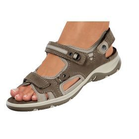 Rieker Sandalette mit Blüten Verzierung online kaufen   BAUR
