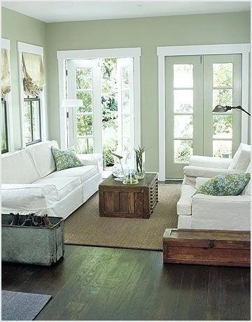 Sage Green Wall Color