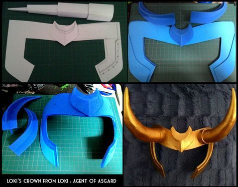 Beside Project Assassin S Creed I Still Have Another Project For Cosplay Loki Agent Of Asgard Is My 2016 Project U Loki Cosplay Loki Helmet Loki Costume