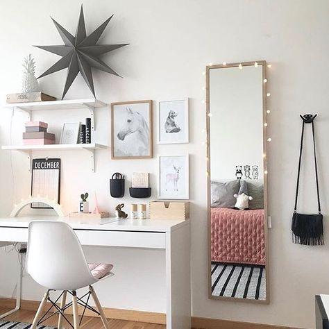 Pin On New Room Who Dissss Teenage bedroom desk ideas