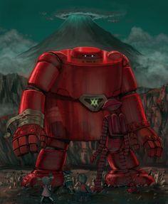 Mother 1 - R7038XX vs EVE | Earthbound | Iron man, Fictional