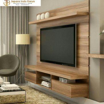 Desain Meja Tv Minimalis Modern Desain Desain Interior Interior