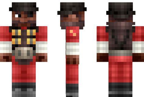 Demoman Minecraft Skin   Minecraft Skins Boys   Pinterest