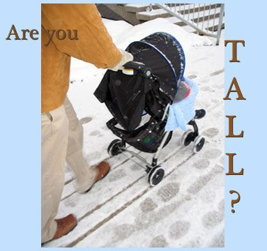Comfortable Strollers For Tall Parents With Images Stroller Baby Strollers Umbrella Stroller