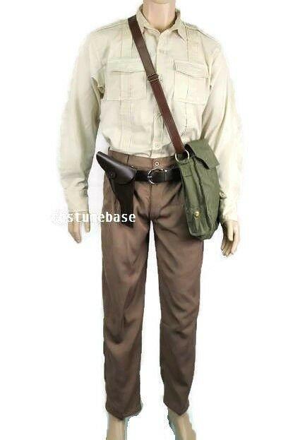 INDIANA JONES PANTS Safari Raiders Party Fancy Costume