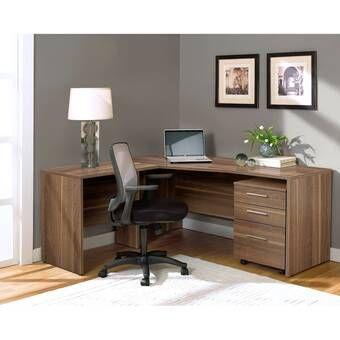 Rosenblatt L Shape Credenza Desk L Shaped Corner Desk Office Desk Corner Desk