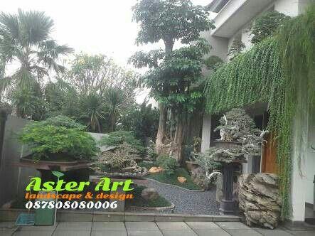 Aster Art Landscape Jasa Pembuatan Taman Hias Taman Tropis