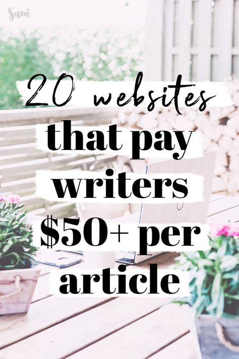 Get Paid $50+ Per Articles