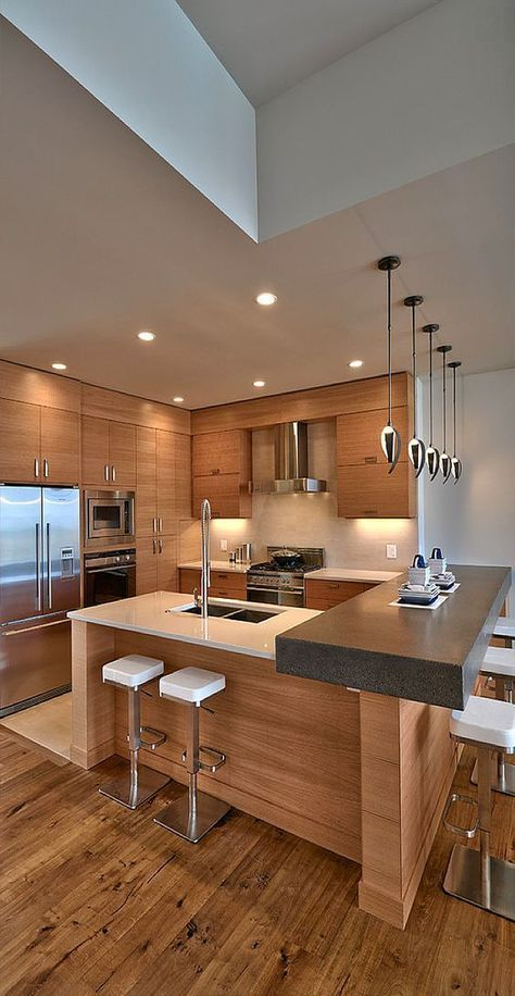 31 Creative Small Kitchen Design Ideas Contemporary Kitchen