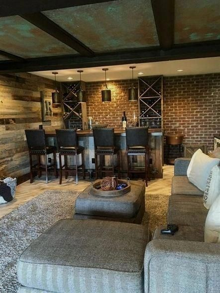Diy Basement Design Diybasementidea In 2020 Basement Remodeling
