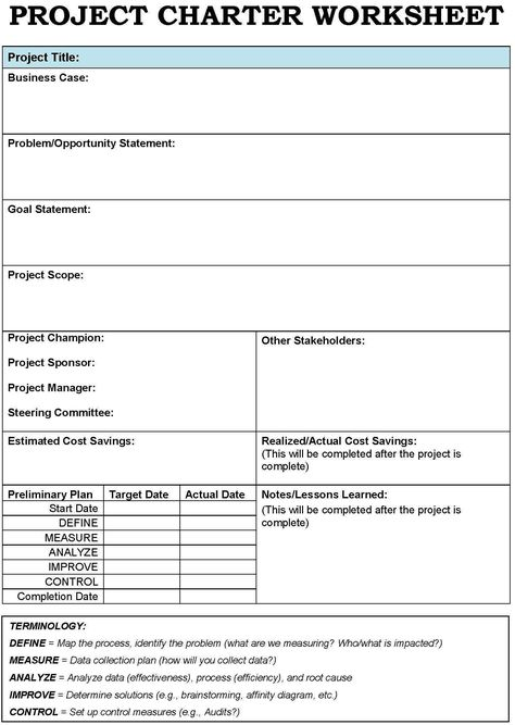 project charter templates - Google Search #Creativepreneur Life - project action plan template