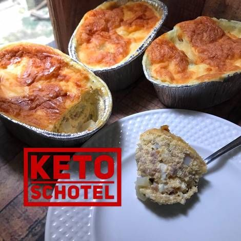 Resep Keto Schotel Oleh Rina Ardis Rhaxma Resep Resep Keto Resep Makanan Resep