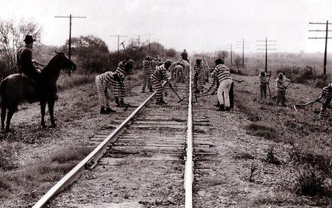 Gordon Parks - Chain Gang, Alabama