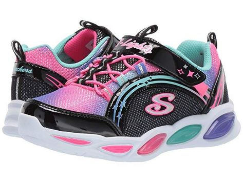 Skechers SPD Performance Design Tennis Shoes Black and