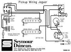 Where Can I Find A Fender Jaguar Wiring Diagram Jag Stang Com Fender Jaguar Diy Guitar Pedal Guitar Tech