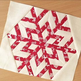 Red and white quilts (part Quilt Inspiration: Free pattern day! Red and white quilts (part Inspiration: Free pattern day! Red and white quilts (part Paper Pieced Quilt Patterns, Patchwork Quilting, Quilt Patterns Free, Pattern Blocks, Free Pattern, Quilting Ideas, Pattern Sewing, Scrappy Quilts, Quilting Designs