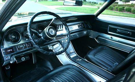 1967 Ford Thunderbird Interior Dash Ford Thunderbird Classic Cars American Classic Cars