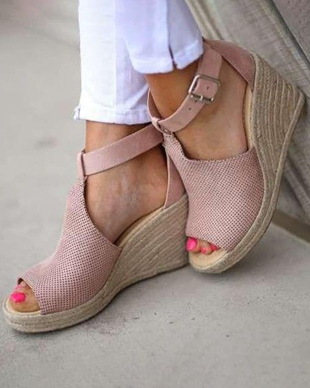 7c8eed934 Women Open Toe Closed Back Flat Heel Sandals Casual Comfort Zipper ...