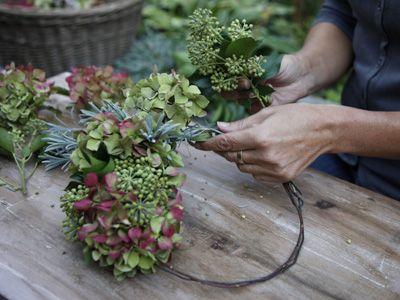 Girlande Binden 30 best herbst images on autumn children and nature crafts