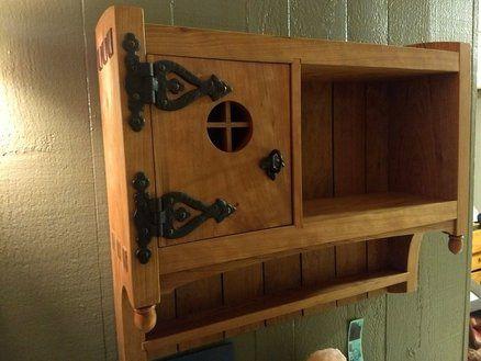 Hobbit Cupboard Cupboard Woodworking Plans Diy Woodworking Woodworking Projects Diy