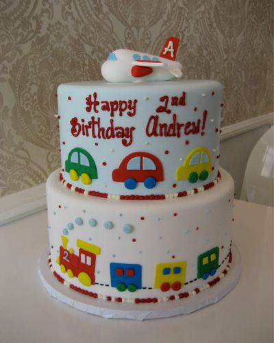 Transportation Cake Cakes Pinterest Transportation Cake and