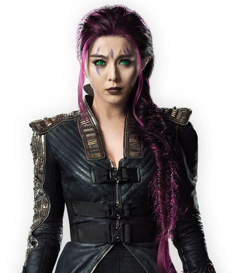 X-Men Days of Future Past | Official Movie Site | Fan Bing Bing as Blink - Blink, a member of the X-Men, has dimension warping powers, which manifests the ability to teleport people and objects.