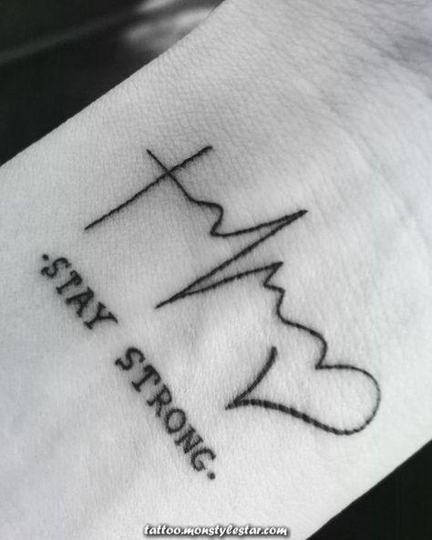 Tatuaggi di battito cardiaco eccezionali per indicare il tuo amore # battito cardiaco #indicare #tatuaggi... #amore #battito #cardiaco #eccezionali #indicare #Tatuaggi #tuo