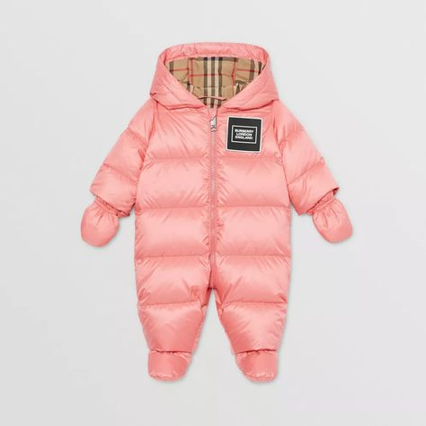 Family Outfits, Girl Outfits, Baby Burberry, Girls Coats & Jackets, Nylon Bomber Jacket, Cotton Jumpsuit, Baby Swag, Striped Swimsuit, Striped Jacket