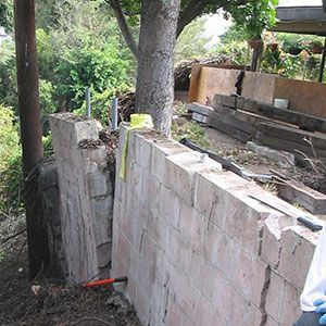 Retaining Wall Gallery Alpha Structural Inc In 2020 Retaining Wall Concrete Retaining Walls Retaining Wall Repair