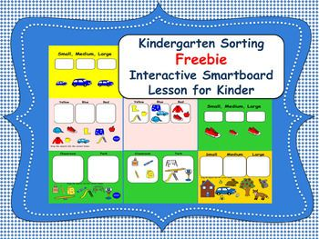 free interactive smartboard activities for kindergarten