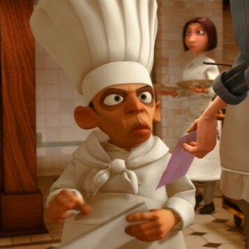Ian Holm As The Voice Of Chef Skinner In Ratatouille 2007 Disney Pixar Movies The Good Dinosaur Pixar Movies
