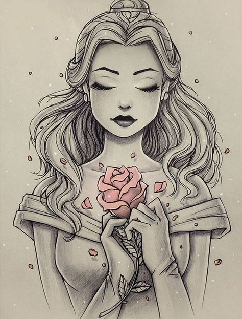 Rose #artwork #fanart #natalico
