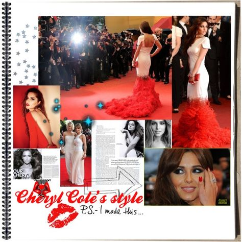 Cheryl Cole's style! created by Naksh!