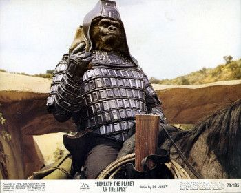 Beneath The Planet Of The Apes 1970 In 2020 With Images
