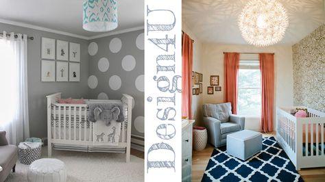 Idee Per Camerette Neonati Nursery Design4u Cameretta Baby