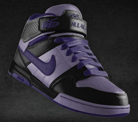 Nike Son of forza medio da uomo HI HOP Scarpe sportive 616281 tennis 015
