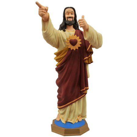 Buddy Christ Figura