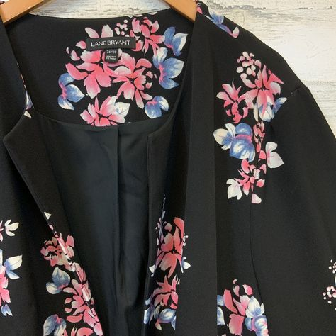 Blazer Jacket By Lane Bryant  Size: 4x