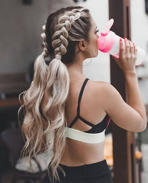 Classy braided hairstyles for a chic appearance