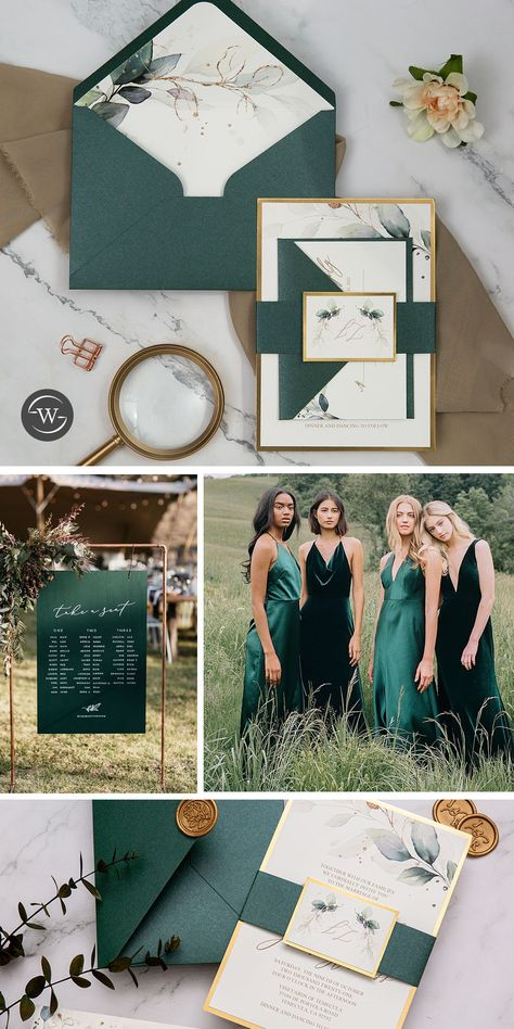 Classic wedding color combination. #wedding#weddinginvitations#stylishwedd#stylishweddinvitations#vellumweddinginvitations#weddingideas