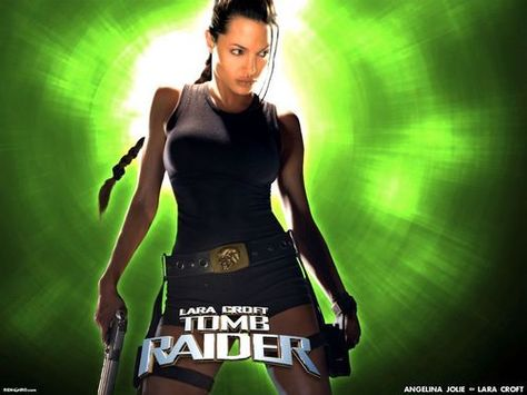 Lara Croft: Tomb Raider The Movies Wallpaper: Tomb Raider