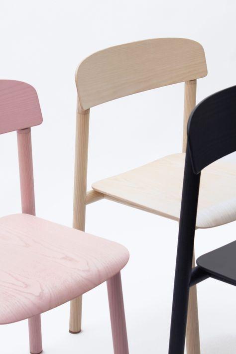 profile chair by sylvain willenz for stattmann neue moebel