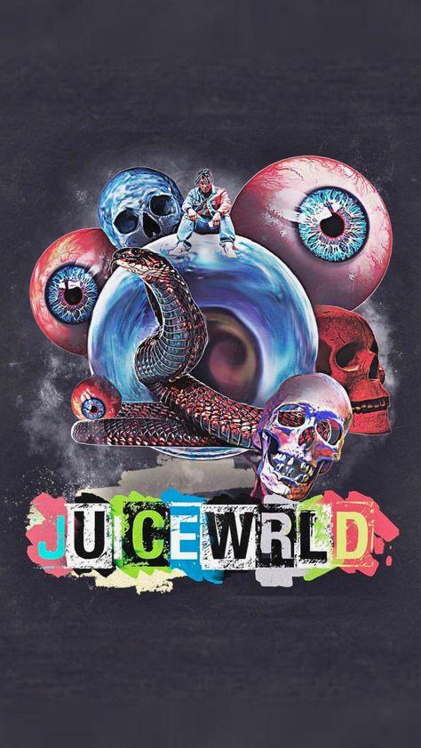 H143 Hot New Art Juice Wrld Poster Death Race for Love Album Rap Hip Hop