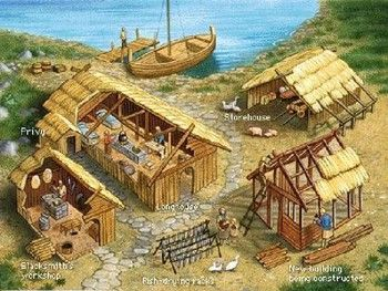 viking homes and life in 2018 history pinterest Викинги