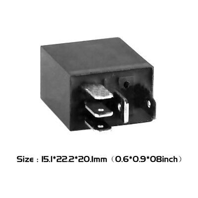 Ad Ebay Url 5 X 12v Micro Automotive Changeover Relay 30a 5 Pin Car Bike Van Relay Wh1 In 2020 Automotive Relay Bike