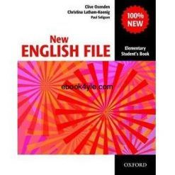 New English File Elementary Student S Book Teacher Books English File English Course