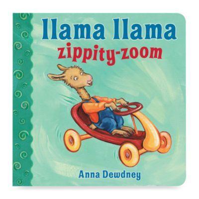 Llama Llama Zippity Zoom Board Book Toddler Books Board Books