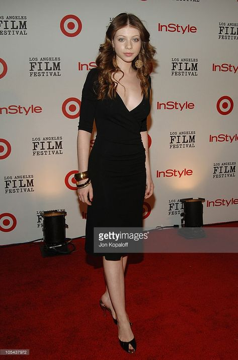 Michelle Trachtenberg during 2005 Spirit of Independence Awards Ceremony - Arrivals at Westwood in Westwood, California, United States.